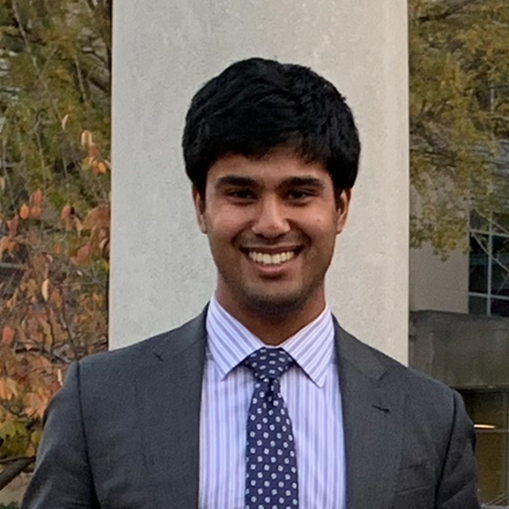 Sahil Pankhaniya is a junior from Florida majoring in finance and statistics who founded the initiative in 2017. He sets strategy, coordinates fundraising, and publicly represents the initiative. He also manages the development team which oversees the NCUA charter and financial planning process for the proposed federal credit union.
